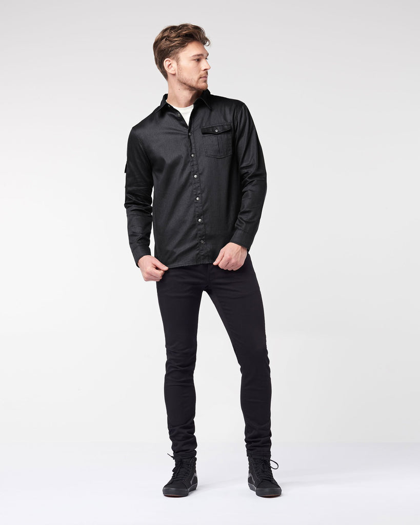 Mens Jacket Shirt