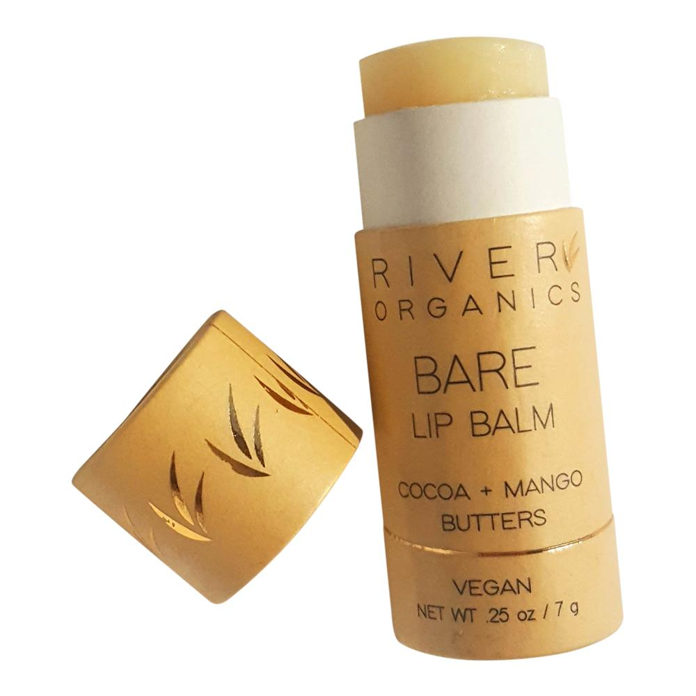 Vegan Lip Balm: Bare