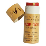 Vegan Lip Balm: Rose Gold