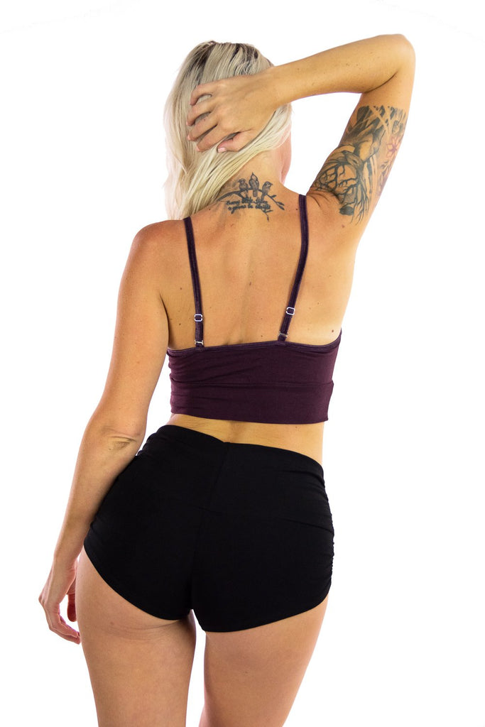 Tantra Shorts with Shorter Waistband