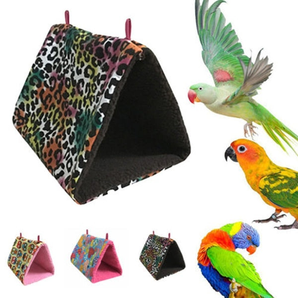 House Hanging Cage Hamster Cage Fashion Bird Hanging Cave Netting Bird's Nest Bird's Nest Toy Stuffed Toy Hot Winter