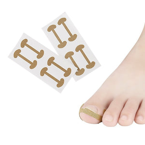 20pcs/8pcs Health Care Professional Toe Nail Care Pedicure Tools Ingrown Toenail Foot Corrector Stickers Toe Nail Repair Paronychia Treatment