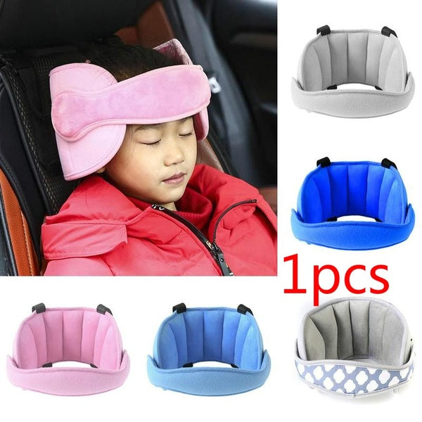 Car Baby Head Fixed with Child Car Safety Seat Head Support Head Head Car Interior Sleep Aid Belt