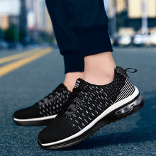 Load image into Gallery viewer, New Fashion For Men / Women Air Cushion Sneakers Lightweight Sports Shoes Tennis Sneakers Outdoor Breathable Mesh Running Shoes Casual Walking Shoes