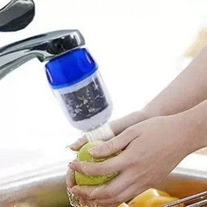 1/2/3Pcs Healthy Water Purified Faucet Tap Bamboo Charcoal Purifier Filter Head Home ToolHappy Shopping