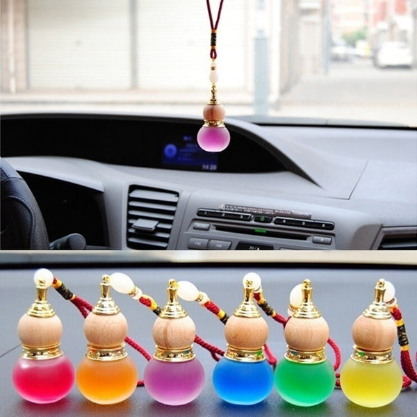 Lasting fragrance Perfume Liquid Air Fragrance Aromatherapy Ornaments Air Freshener Car Accessories