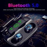 Wireless Bluetooth Earphone In Ear Sports with Charger Box Mic Earbud Headset Headphone for Apple iPhone Android phone
