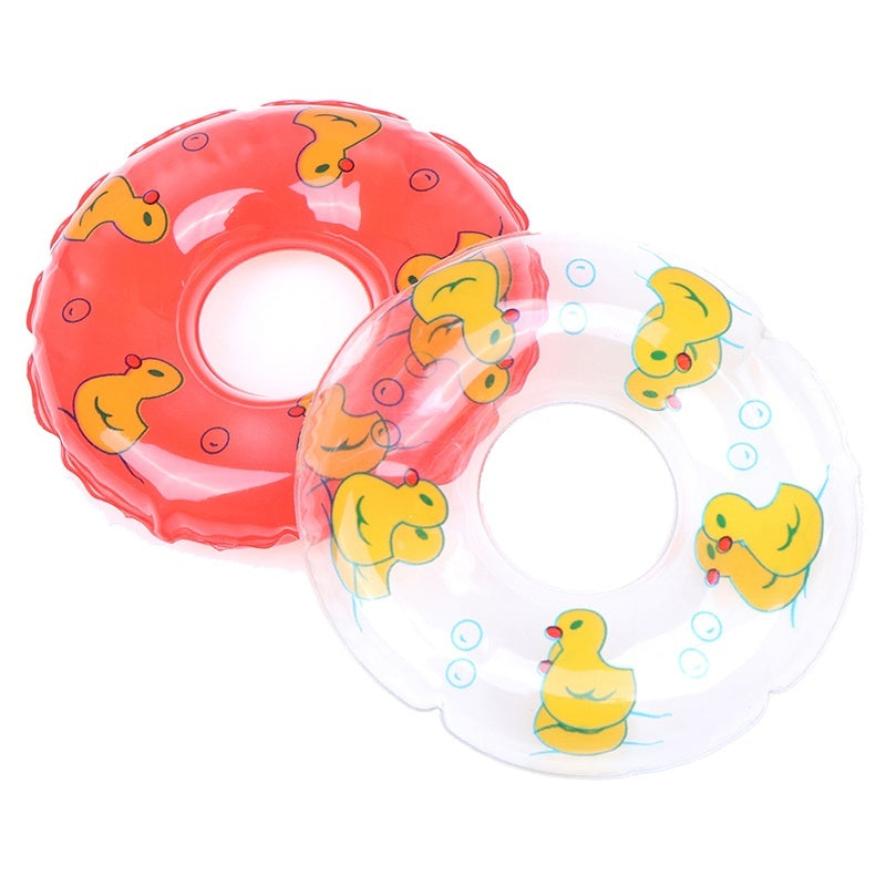 1 Pc Doll Swimming Lifebelt Ring For Doll Accessories DIY Dollhouse Toy AG