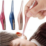 1 Piece Earpick Ear Cleaner Flashlight Earpick Remover Luminous Ear Curette Light Spoon Cleaning Ear Care Tool