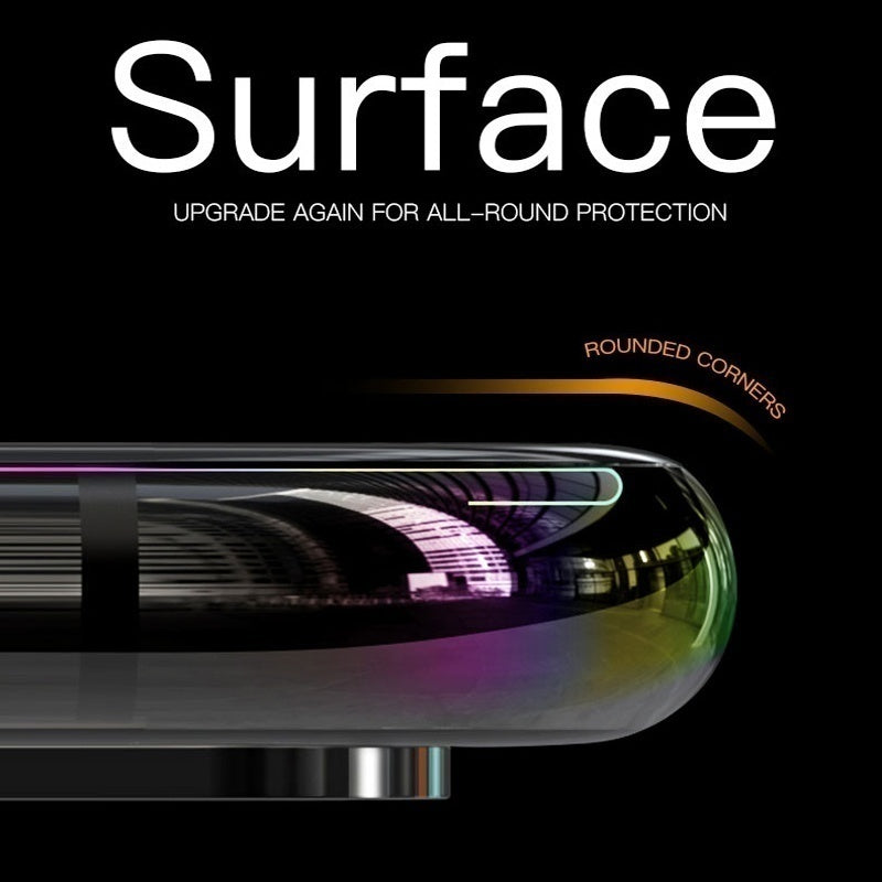 10D Curved Screen Protector Full Coverage Tempered Glass Film For iPhone 11 Pro Max Xs XR XS Max X 6 7 8 Plus