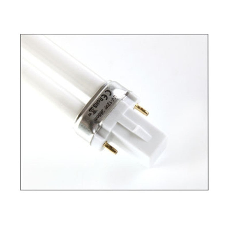 12W UV Gel Nail Drying Machine Light Tube Lamp Bulb White Light for Nail Art Dryer Replacement Curing Bar