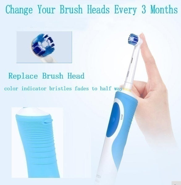 2019 Oral-B New High Quality Rechargeable Electric Toothbrush German Brand Electric Toothbrush High Quality Life