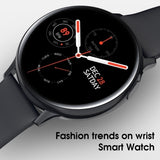 Men Women Smart Watch IP68 Waterproof ECG+PPG Heart Rate Blood Pressure Monitor Fitness Tracker Wristband Bluetooth Wristwatch Smart Band Sport Smartwatch for IOS Android