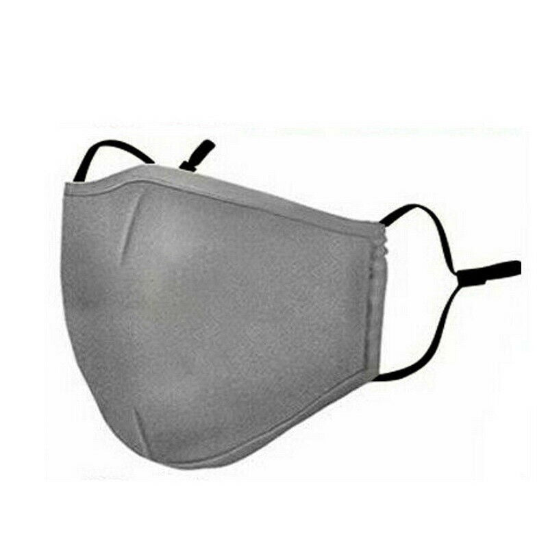 PM2.5 Face Mouth Mask Anti-Dust Haze Reusable Washable Muffle Outdoor Protection Masks With 2pcs Filter Towel
