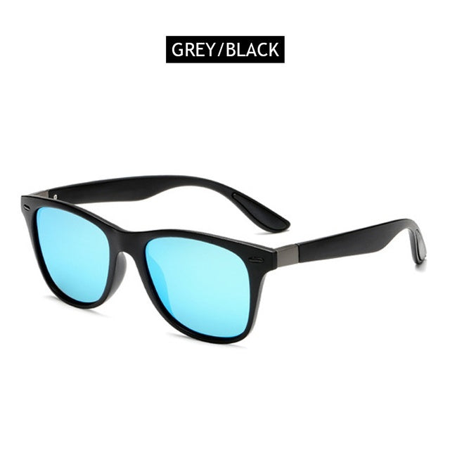 Fashion Men Women Sunglasses Polarized Sun Glasses Mirror Lens Classic P21 Sports Polarized Sunglasses UV400