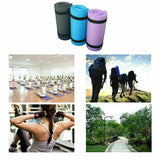 Yoga Pilates Mat Thick Exercise Gym Non-Slip Workout 15mm Fitness Mats
