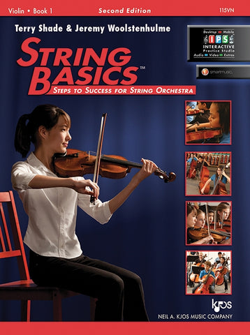 String Basics Book 1
