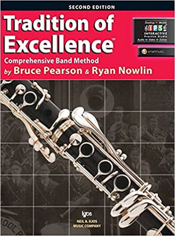 Traditions of Excellence Book 1