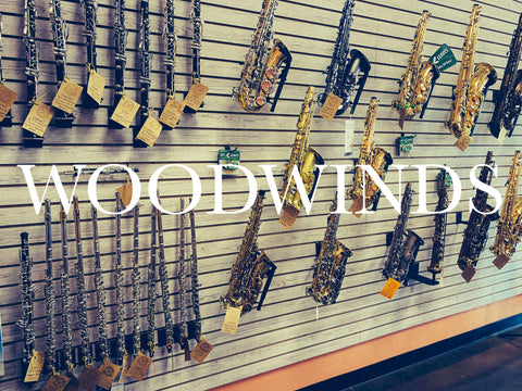 View All Woodwind Items