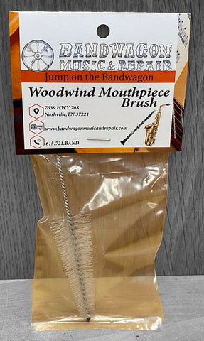 Woodwind Mouthpiece Brush