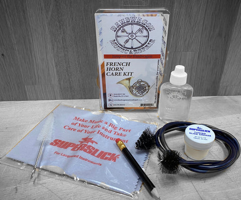 French Horn Care Kit