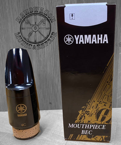 Yamaha 4C Bass Clarinet Mouthpiece
