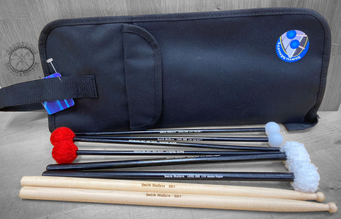 Smith Mallets Student Stick Pack in Carrying Case