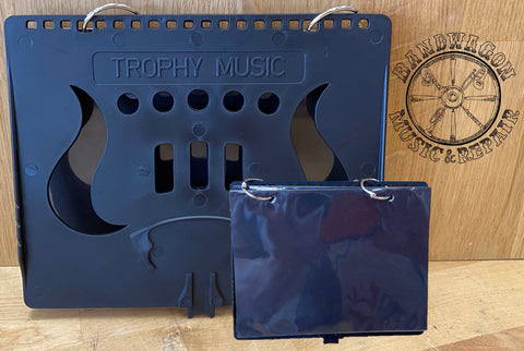 Trophy Flip Folder for Marching Lyres