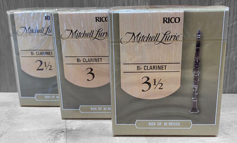 Mitchell Lurie Clarinet Reeds - Box of 10