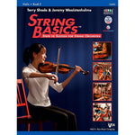 String Basics for String Orchestra - Book 2