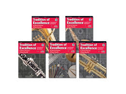Tradition of Excellence for Band - Book 1