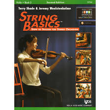 String Basics for String Orchestra - Book 3