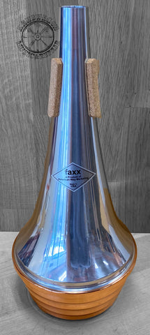 FAXX Trombone Straight Mute - Copper Bottom