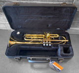 Burns Middle School Trumpet Rental and Supplies