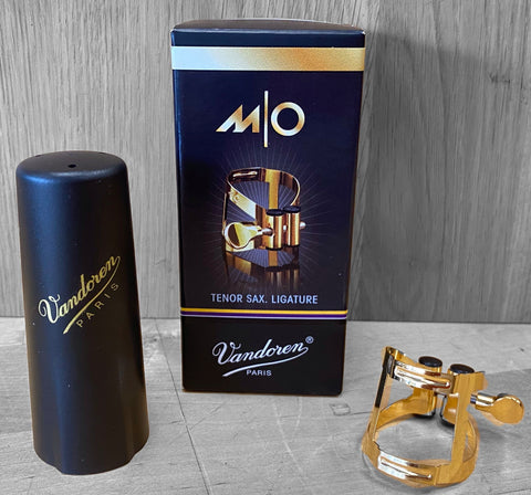 Vandoren M/O Ligature - Tenor Sax (Gold-Plated)