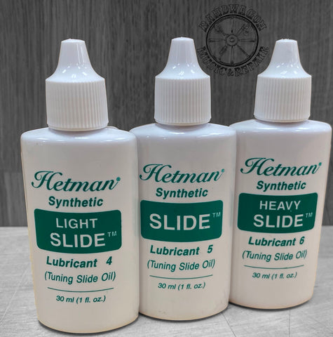 Hetman Slide Oil