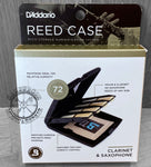 D'Addario Reed Case with Humidification System - Clarinet and Sax