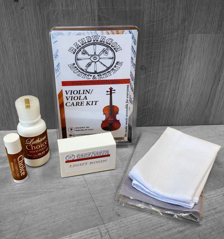 Violin/Viola Care Kit