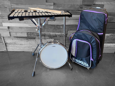 Bandwagon Percussion Kit Rental