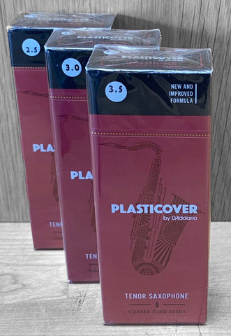 Plasticover Tenor Saxophone Reeds - Box of 5