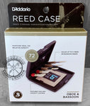 D'Addario Reed Case with Humidification System - Oboe and Bassoon