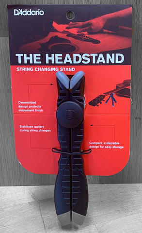 D'Addario The Headstand String Change Stand
