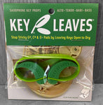 Key Leaves - Saxophone Key Props