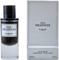 OUD HIGHNESS PRIVE ZARAH 80ML