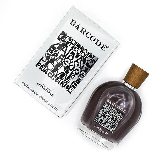 BARCODE BY PARIS CORNER EAU DE PARFUM 100ML