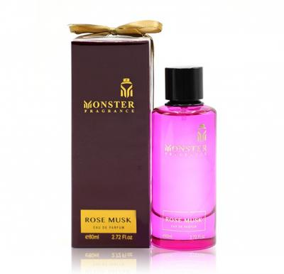 Roses Musk By Monster Fragrances Eau De Parfum 100ml