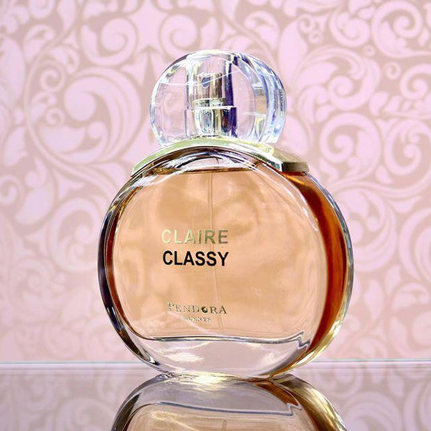 Claire Classy By Pendora Paris Corner For Women 100ml Retail Pack