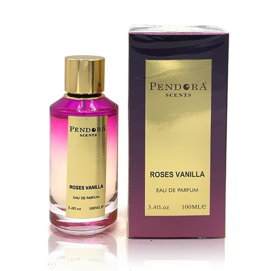 Roses Vanilla By Paris Corner