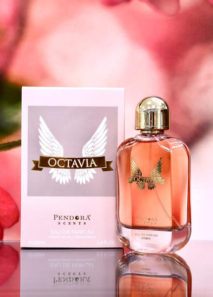 Octavia By Paris Corner For Women Eau De Parfum 100ml Retail Pack