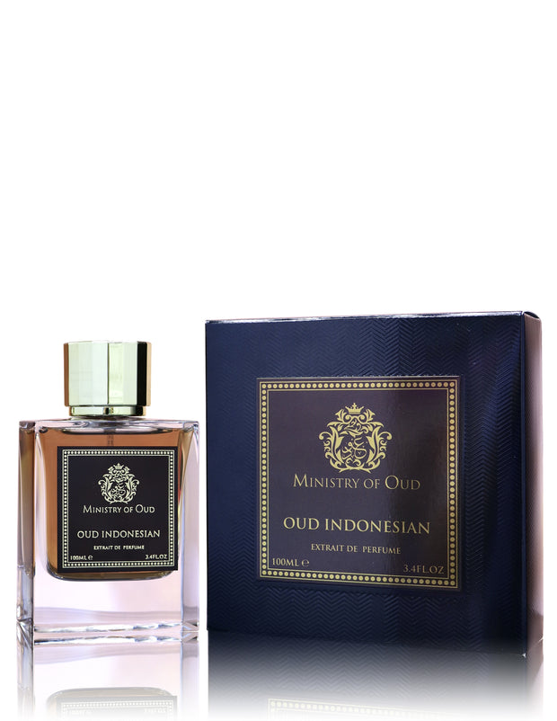 Oud Indonesian By Ministry Of Oud Paris Eau De Parfum 100ml Retail Pack